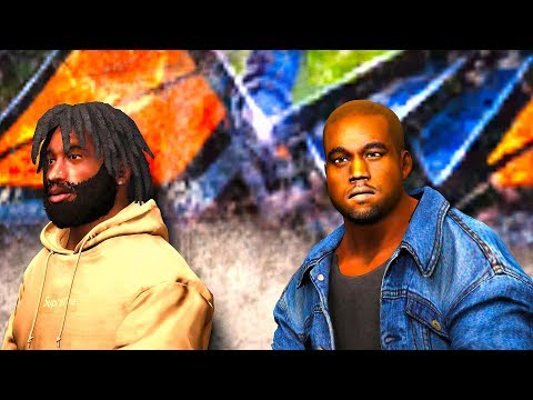 GTA 5 | CAN I TRUST KANYE WEST #68 (REAL LIFE MOD)