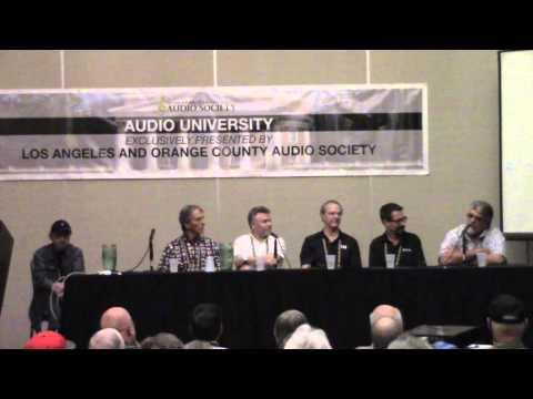Loudspeaker Design Panel