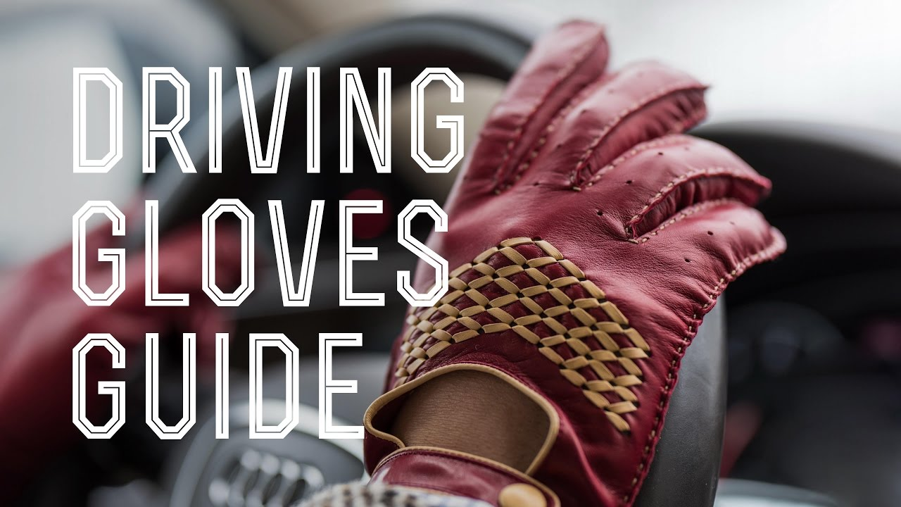 Handmade leather driving gloves - Driving Gloves Guide How To Spot A Quality Handmade Men S Leather Pair For Your Race Vge Carinta