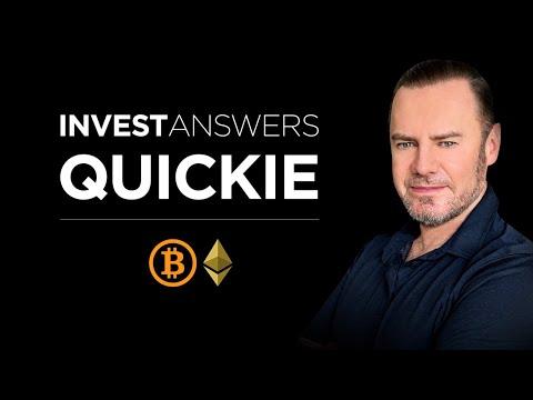 BItcoin vs Stock Market, Follow the Money, Recap, Credit Default Swaps, Energy and more