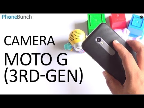 Moto G 3rd Generation (2015) Camera Review & Comparison with Galaxy J5