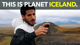 This Is PLANET ICELAND.