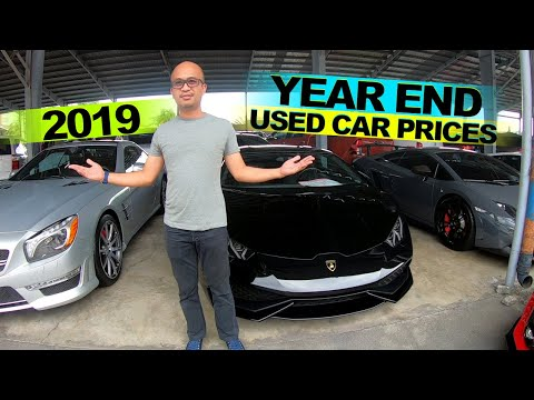 2019 Used Cars Prices Philippines