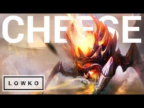 StarCraft 2: Professional CHEESE! (Bo5)