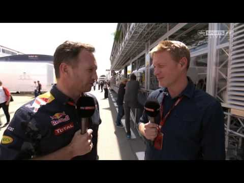 Sky Sports - Spanish GP Horners comment