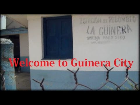 Welcome to Guinera City. Documental