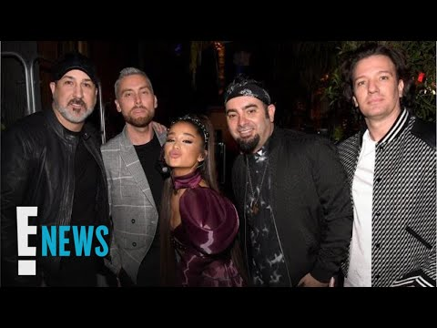 Justin Timberlake Reacts to Ariana Grande's NSYNC Performance | E! News Mp3