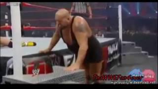 WWE Fatal 4 Way 2010 Highlights