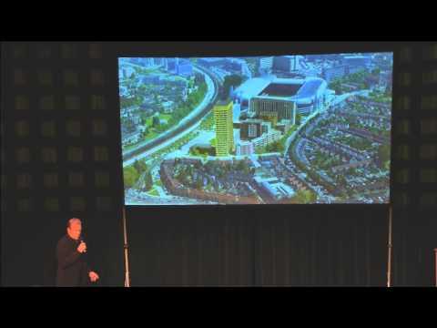 Strijp-S @ De Balie 'Design conferentie het Wonder van Eindhoven' 16-02-2013