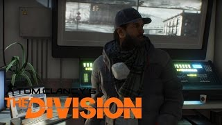 Tom clancy's The Division ► Технічний блок