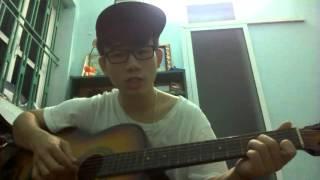 Nhốt em vào tim ( guitar cover)
