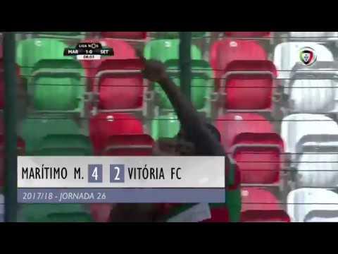Resumo: Marítimo 4-2 Setúbal (Liga 26ªJ)