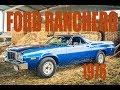 FORD RANCHERO '76