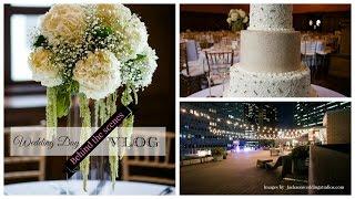 Wedding Planner VLOG - Behind the Scenes