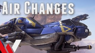 Air Game changes - PlanetSide 2 Thoughts and Gameplay