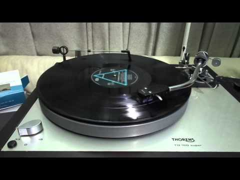 Pink Floyd - Time - Vinyl - AT440MLa - Thorens TD 160 Super