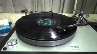 Pink Floyd - Time - Vinyl - AT440MLa - Thorens TD 160 Super