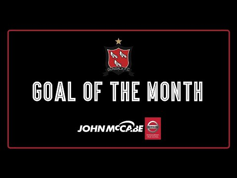 Dundalk FC Goal of the Month | September 2020