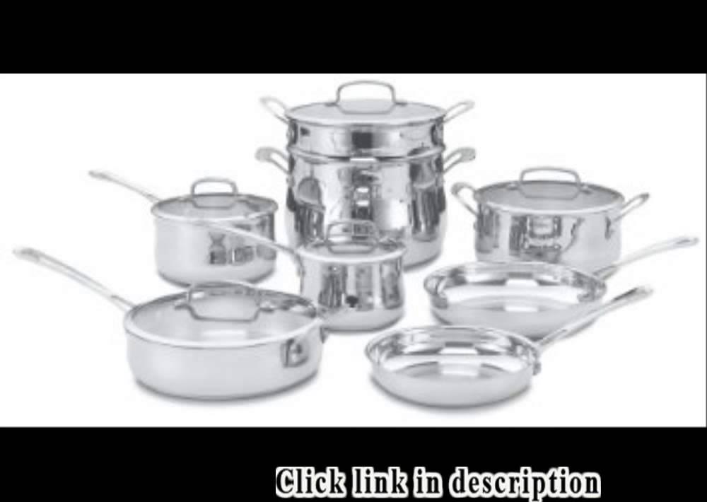 Kirkland Stainless Steel Cookware