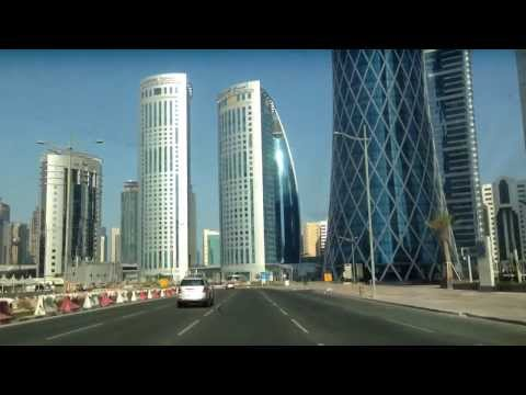 Downtown Doha Qatar