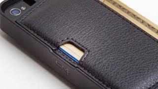 cm4 q4 iphone wallet case 1 minute review