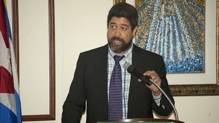 John Suarez - Conference: Challenges of Civic Resistance to new Fascist States