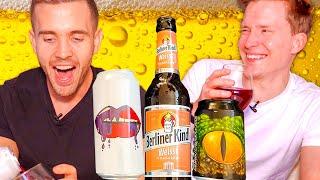 Dricker 10 öl som du förmodligen aldrig sett förut!
