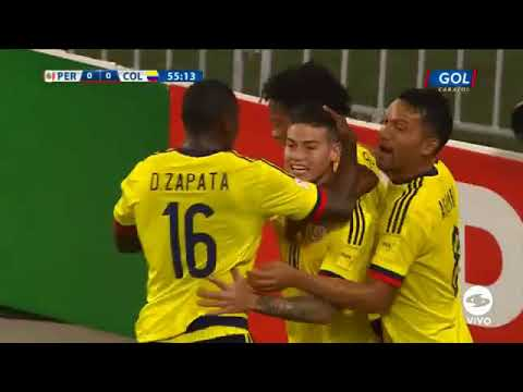 Download Peru vs Colombia 1-1  All Goals & extended Highlights    World Cup Qualifiers    11/10/2017