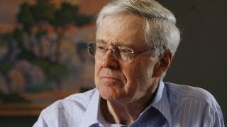 Charles Koch: No Minimum Wage will Help the Poor