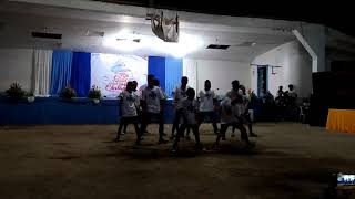 Simple Hip Hop dance step Grand Champion
