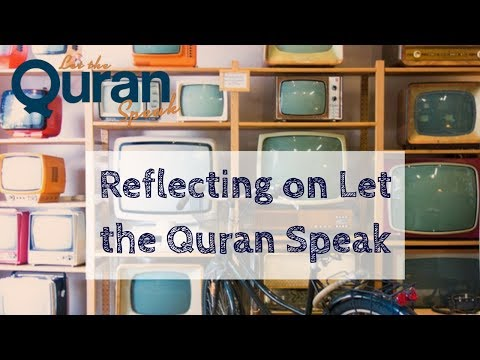 Reflecting On Let The Quran Speak – Executive Producer's Perspective