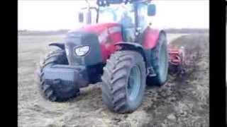 uprawa pod rzepak 2013 - Case ,Mccormick - horsch gruber .