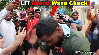 Super Lit Miami WAVE CHECK❗️🌊 Winner has Crazy Waves