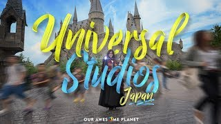 Universal Studios Japan Guide, Hacks and Top Tips