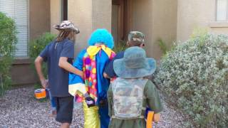 Clown Sightings In Arizona