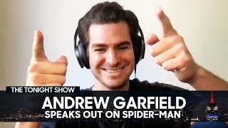 Andrew Garfield Speaks Out on Spider-Man: No Way Home Rumors