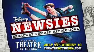 Newsies- Theatre By the Sea