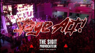 The Sigit - Provocateur Live at Grand Opening Click Square