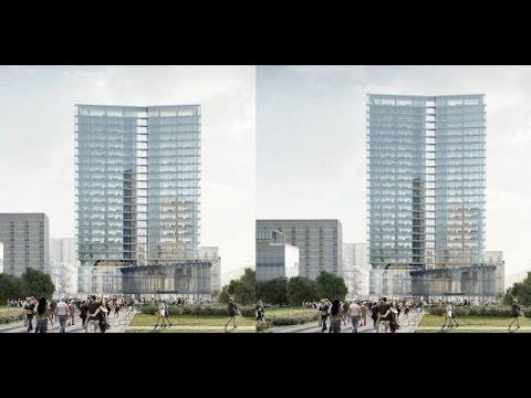 Universal zrównany z ziemią nowy wieżowiec w miejsce Bellony |WARSAW SKY INFO|
