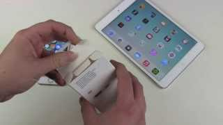 Apple Lightning auf HDMI Adapter Unboxing und kurzer Test(, 2013-11-30T13:35:58.000Z)