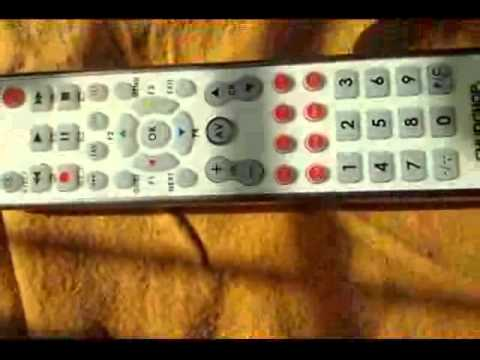 chunghop rm l601 8 in 1 universal learning remote control review rh youtube com  chunghop rm l968c code