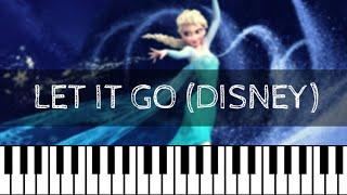 Disney's Frozen – Let it Go