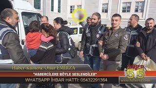 SAMSUN'DA ÇEŞİTLİ SUÇLARDAN ARANAN 8 KİŞİ ADLİYEDE.mp3