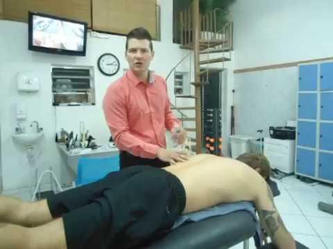 Ventosaterapia / Ventosa Deslizante na Dor Miofascial - Clínica de Fisioterapia Dr. Robson Sitta