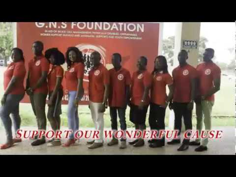 G.N.S FOUNDATION DONATES TO KORLE-BU SICKLE CELL CLINIC, GHANA