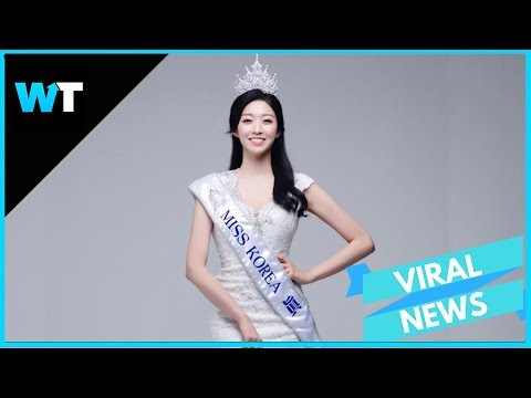 "Miss Korea RESPONDS to ""Too Fat"" BACKLASH"