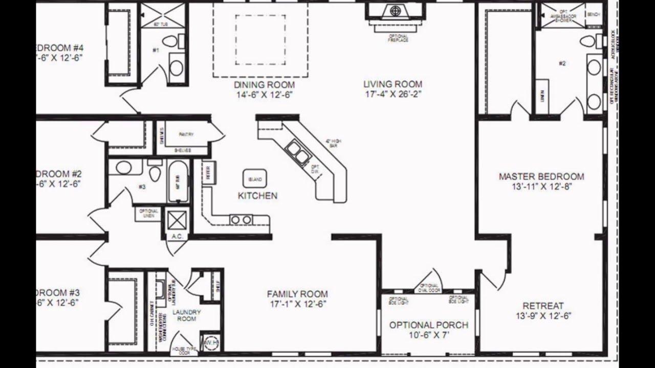 Floor Plans | House Floor Plans | Home Floor Plans - YouTube