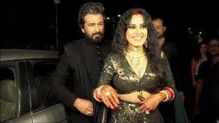 kamya panjabi & Shalabh Dang wedding Celebration Video HD