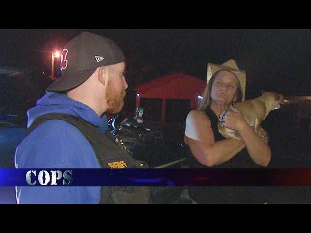Grandma, Chicken, and Meth, Web Exclusive, COPS TV SHOW