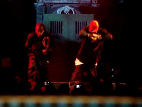 Kutt Calhoun & Tech N9ne Gangsta Collab [K.O.D TOUR]